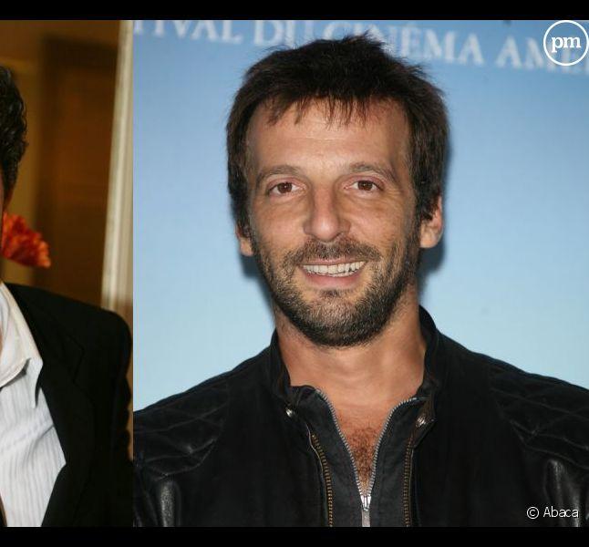 Nicolas Bedos et Mathieu Kassovitz