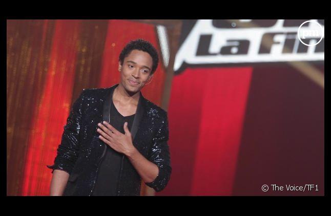 """Stéphan Rizon sur le plateau de """"The Voice"""""""