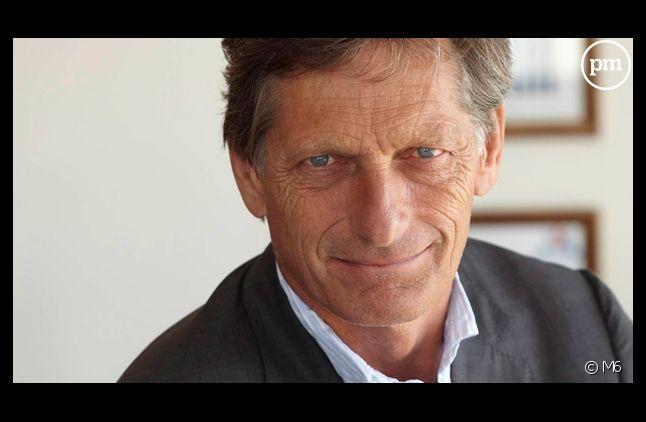 Nicolas de Tavernost, président du directoire de M6.