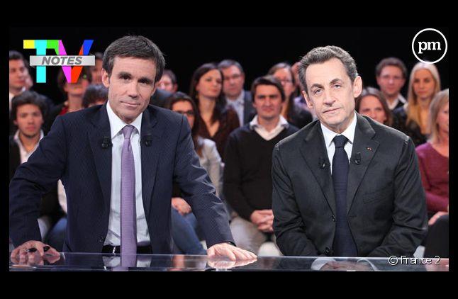 """""""Des paroles et des actes"""" s'impose comme le """"Meilleur magazine politique"""" de la saison des TV Notes 2012."""