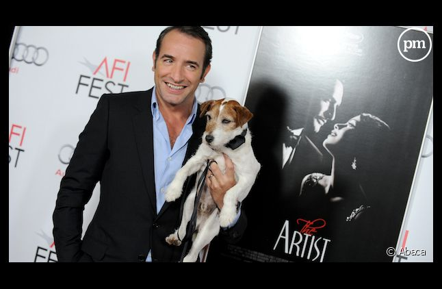 """Uggie, le chien de """"The Artist"""""""