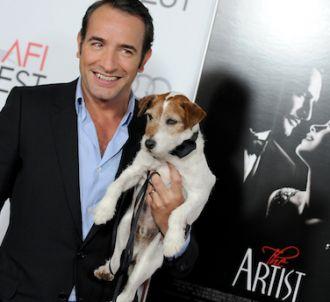 Uggie, le chien de 'The Artist'
