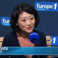 Zapping : Un journaliste d'Europe 1 accusé de misogynie après une interview de Fleur Pellerin