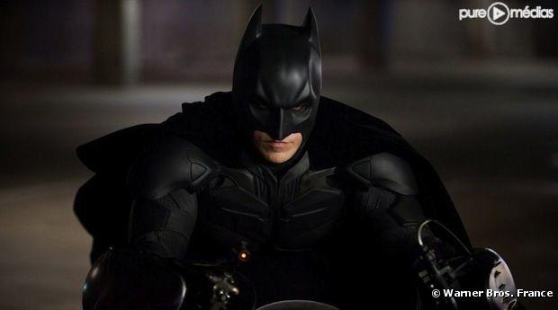 """""""The Dark Knight Rises"""" a séduit 424.000 personnes lors de son premier jour d'exploitation"""