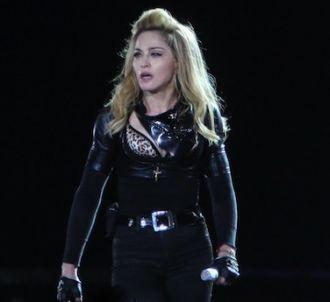 Madonna a réagi à la plainte déposée par le Front...