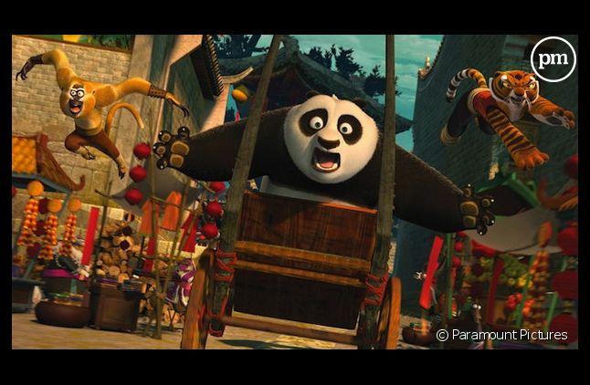 "Canal+ propose ""Kung Fu Panda 2"" à 20h55"