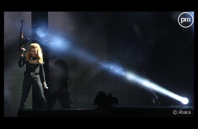 Madonna a réagi aux critiques suite à son concert à l'Olympia