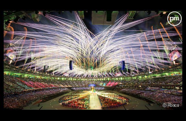 Cérémonie de clôture des Jeux Olympiques de Londres