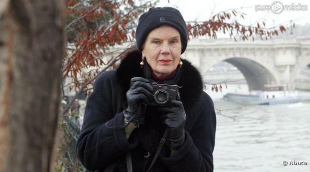 La photographe Martine Franck