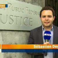 Zapping : Un journaliste pris d'un malaise en direct à la télévision belge