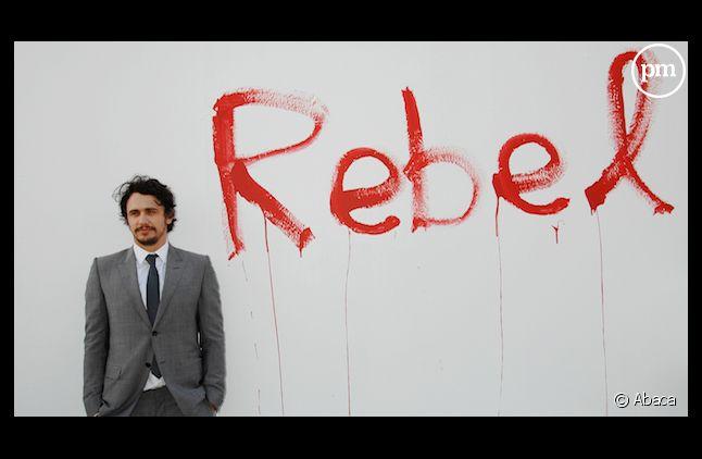 James Franco au musée d'art contemporain de Los Angeles