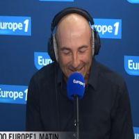 Zapping : Nicolas Canteloup se moque de la lenteur de Natacha Polony
