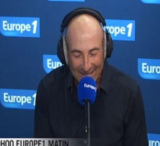 La rentrée de Nicolas Canteloup sur Europe 1.
