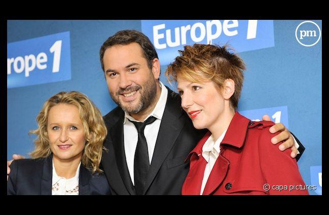 Caroline Roux et Natacha Polony rejoignent la Matinale de Bruce Toussaint sur Europe 1.