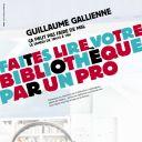 """""""Faites lire votre bibliothèque par un pro"""". La campagne de publicité de rentrée 2012 de France Inter"""
