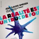 """""""La réalité est un truc de fou"""". La campagne de publicité de rentrée 2012 de France Inter."""