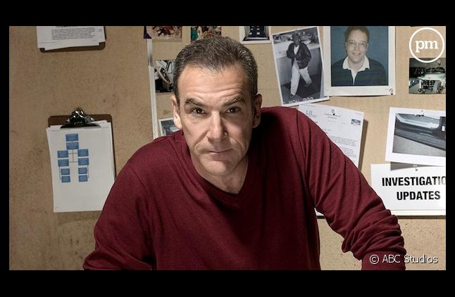 "Mandy Patinkin au temps d'""Esprits Criminels"""