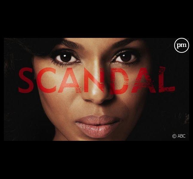 """Kerry Washington est l'héroïne de """"Scandal"""""""