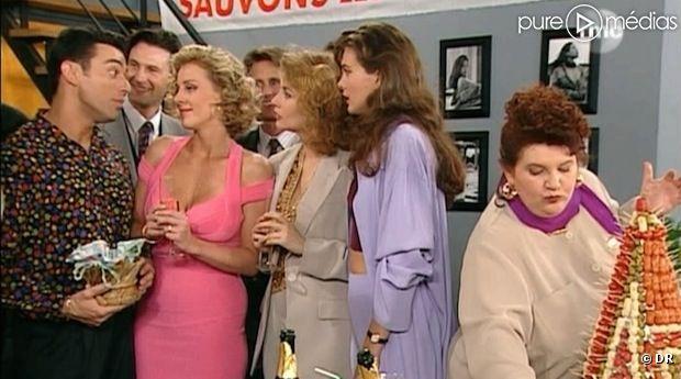 les nouvelles filles d 39 c t 1995 la boum tv season. Black Bedroom Furniture Sets. Home Design Ideas