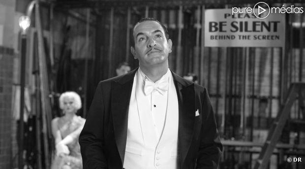 """Jean Dujardin dans """"The Artist""""."""