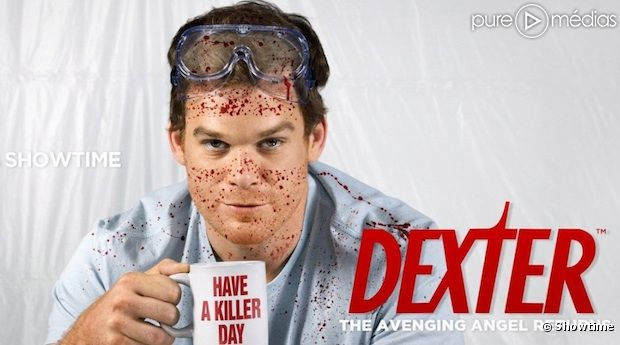 """Affiche promotionnelle de """"Dexter"""" saison 7"""