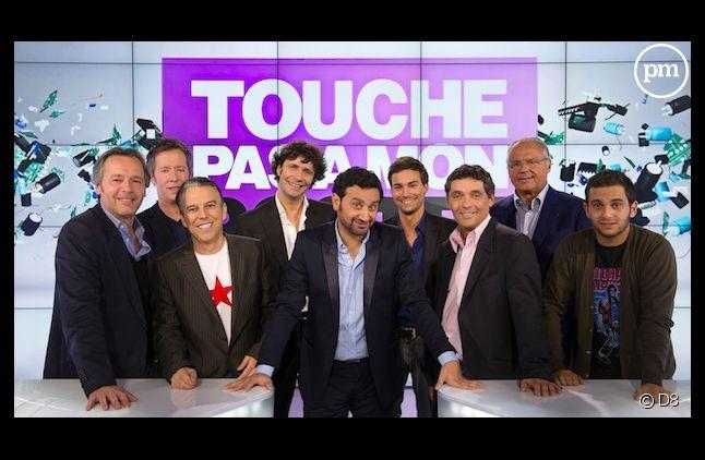 """""""Touche Pas à Mon Poste"""" accueillera Gad Elmaleh pour sa rentrée"""