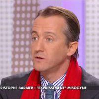 Zapping : Christophe Barbier passe un sale quart d'heure sur Arte