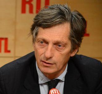 Nicolas de Tavernost, invité sur RTL le 12 octobre 2012.
