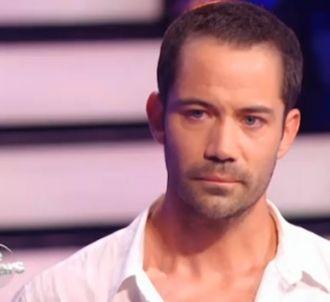 Emmanuel Moire offre un foxtrot bouleversant dans 'Danse...