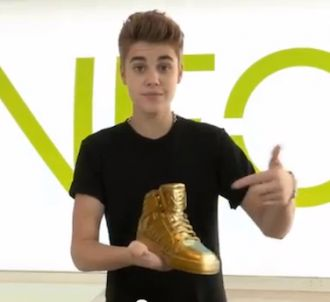 Justin Bieber ambassadeur d'Adidas