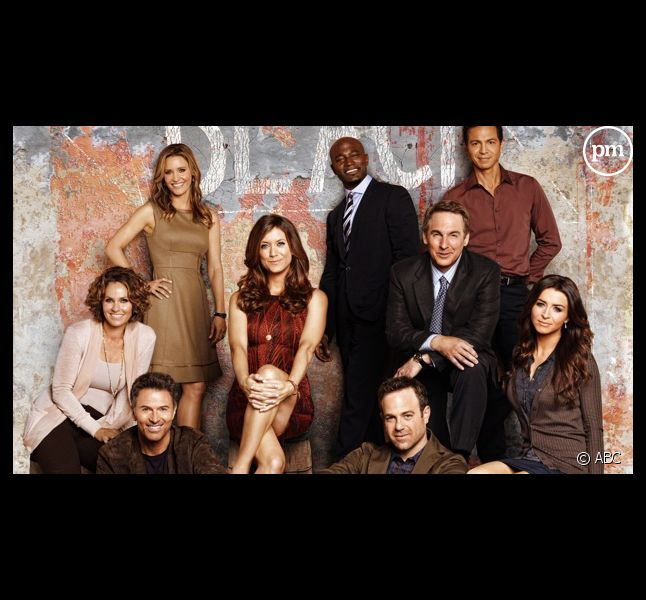 "Le cast de ""Private Practice"" saison 5"