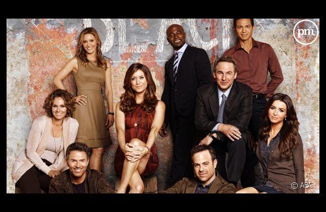 """Le cast de """"Private Practice"""" saison 5"""