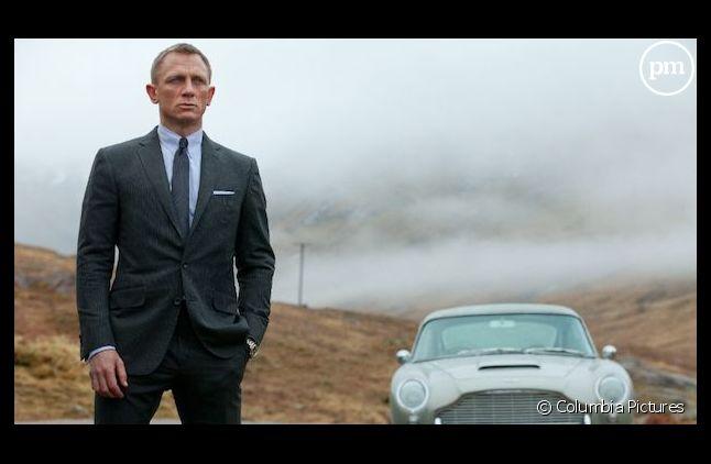 """Daniel Craig dans """"Skyfall""""."""