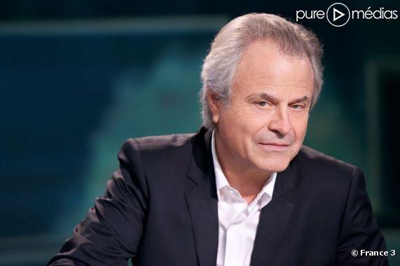 Franz-Olivier Giesbert, directeur du Point.