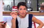 Zapping : Un invité fait faux bond à Alessandra Sublet