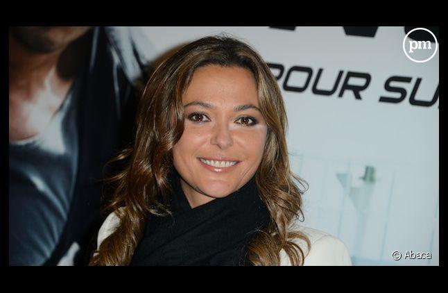 Sandrine Quétier va monter sur scène en janvier