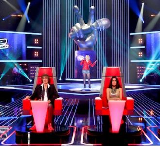 Ludivine Aubourg a retenté sa chance dans 'The Voice, la...