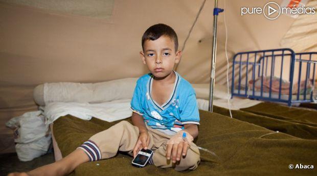 En Syrie, les communications électroniques ont été coupées.