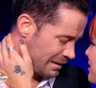 Emmanuel Moire en larmes après sa victoire dans 'Danse...