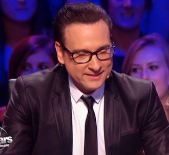 Jean-Marc Généreux très ému face à Amel Bent dans 'Danse...