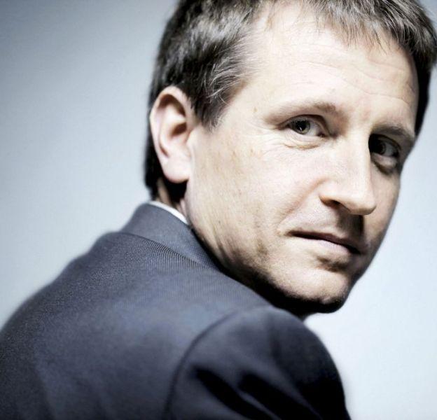 Rodolphe Belmer, directeur général de Canal+, pourrait bientôt prendre la présidence de la chaîne, actuellement occupée par Bertrand Méheut.