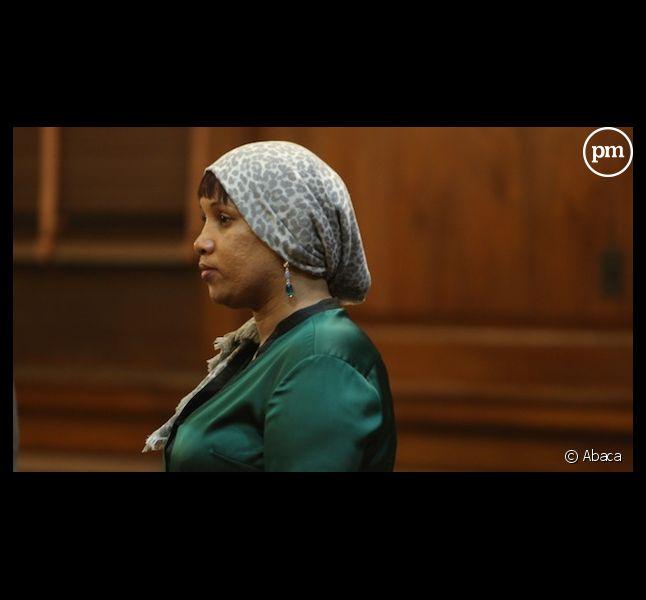 Nafissatou Diallo devant la Cour suprême en décembre 2012