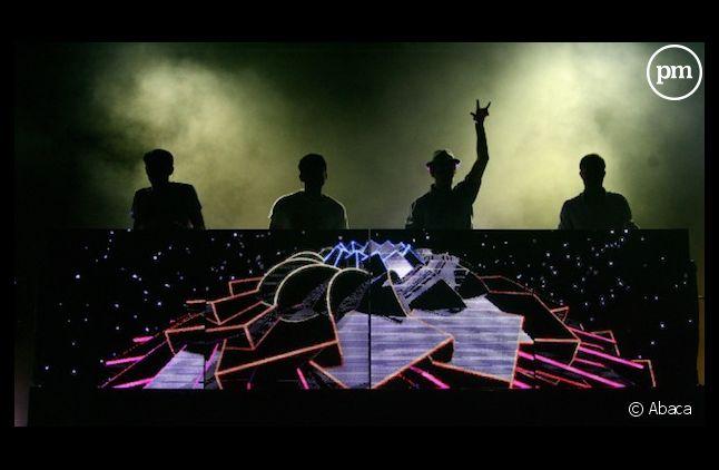 C2C, grands gagnants des Victoires de la Musique 2013