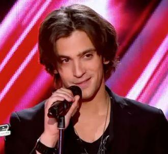 Raf, le fils d'Hélène Segara, recalé dans 'The Voice'