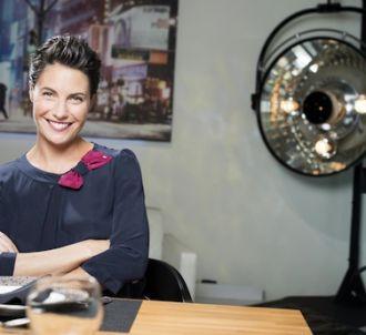 Alessandra Sublet laisse sa place à 'C à vous' pendant...