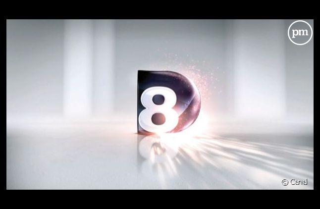 Le logo de D8