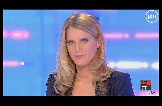 Laurie Milliat rejoint le groupe M6 pour présenter les journaux.