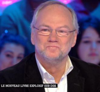 Laurent Joffrin dans 'La Nouvelle edition' sur Canal +....