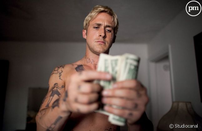 "Ryan Gosling dans ""The Place Beyond the Pines"""