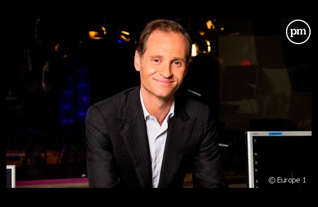 Fabien Namias, DG et directeur de la rédaction d'Europe 1.